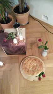 Gemeinsames Abendmahl